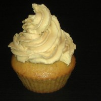 Speculoos cupcakes met topping
