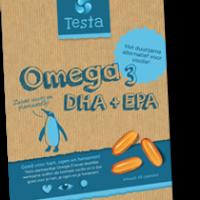 Plantaardige Omega-3 capsules Testa bieden alternatief voor visolie