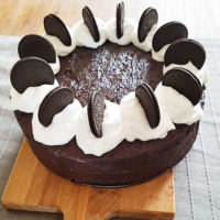Chocoladetaart – Triple Chocolate Cake